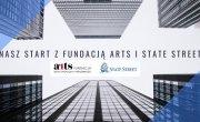 Nasz Start z Fundacją ARTS i State Street - logo