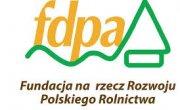 Logo - fdpa - Fundacja na rzecz Rozwoju Polskiego Rolnictwa