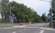 Przejście dla pieszych ul. Słowackiego - Żwirki i Wigury